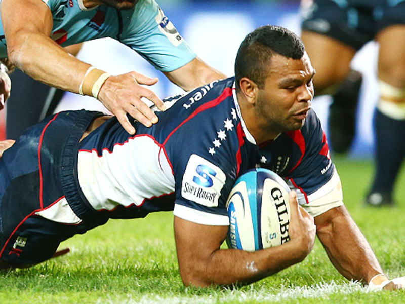 Large kurtley beale rebels score