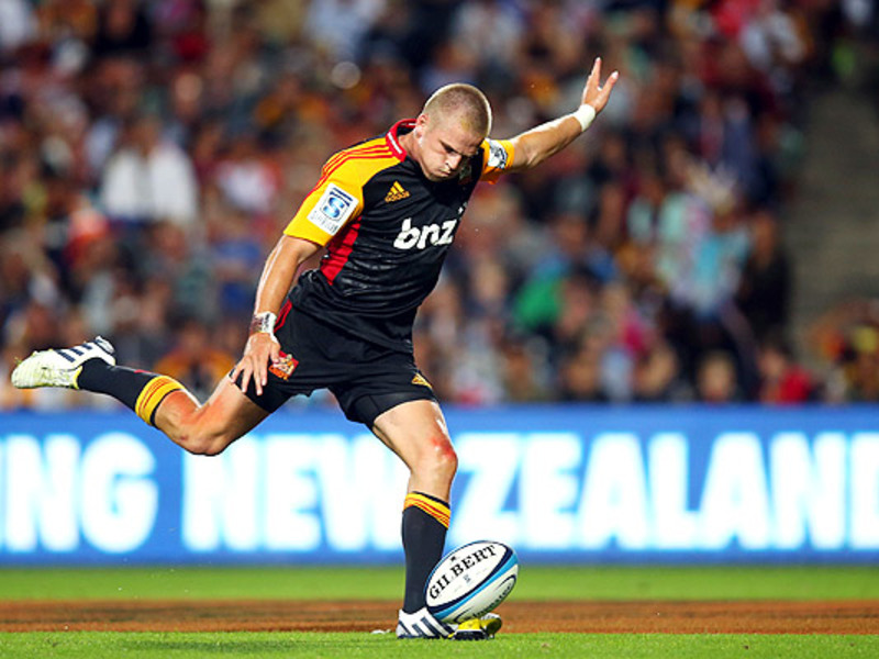 Large gareth anscombe chiefs kick