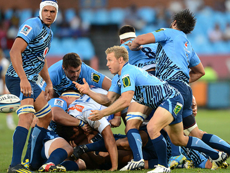 Large jano vermaak bulls v force