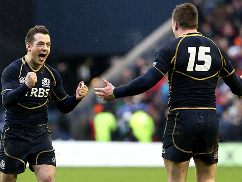 Large greig laidlaw and stuart ho