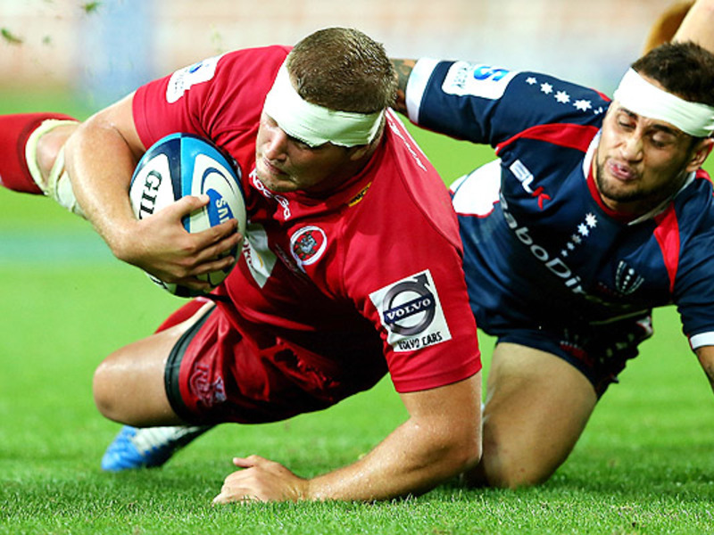 Large reds v rebels