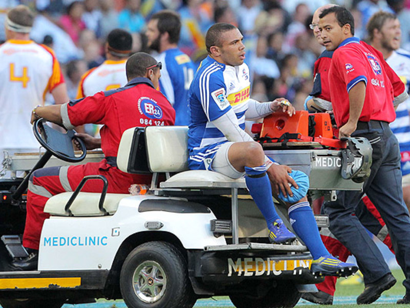 Large bryan habana injured