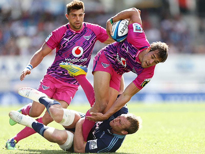 Large jj engelbrecht v blues