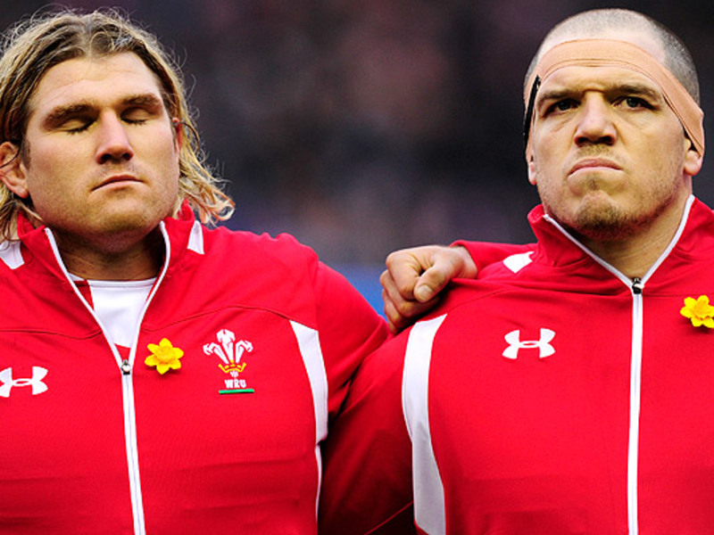 Large richard hibbard and paul ja