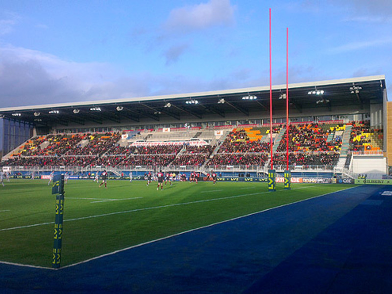 Large allianz park rnss