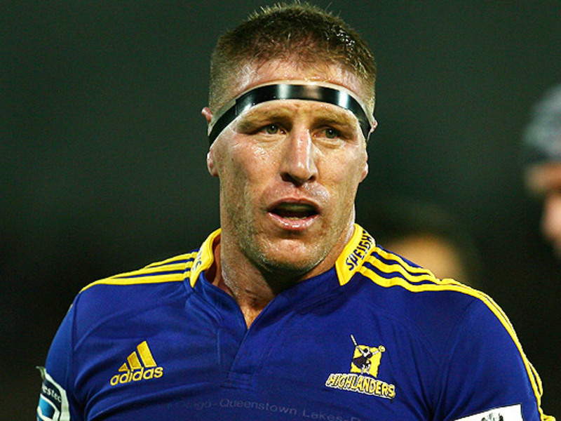 Large brad thorn highlanders h s