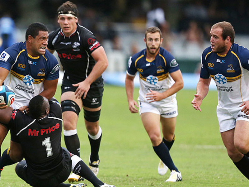 Large sharks v brumbies