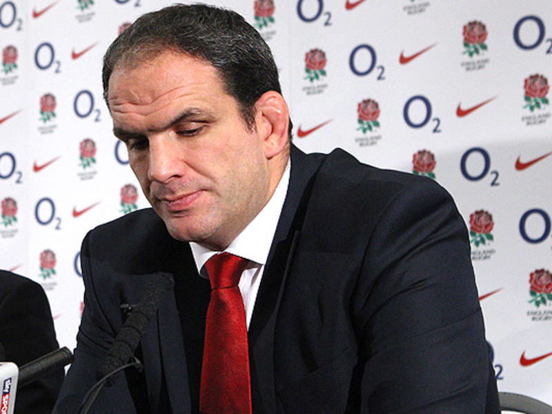 Large martin johnson  presser