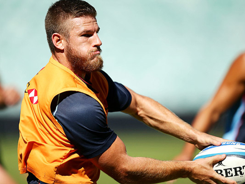 Large rob horne tahs training