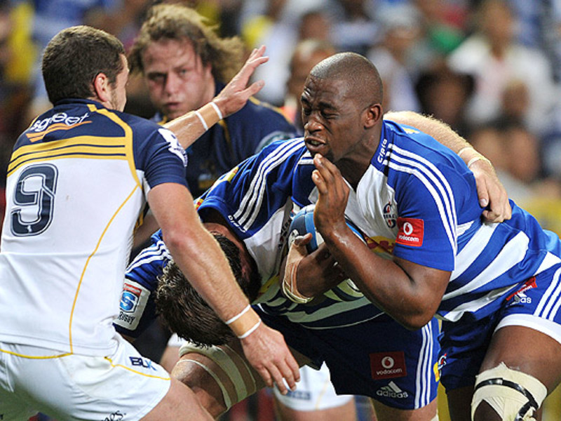 Large stormers v brumbies
