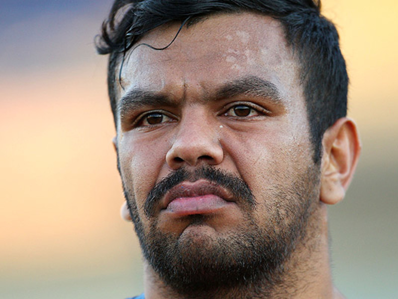 Large kurtley beale face