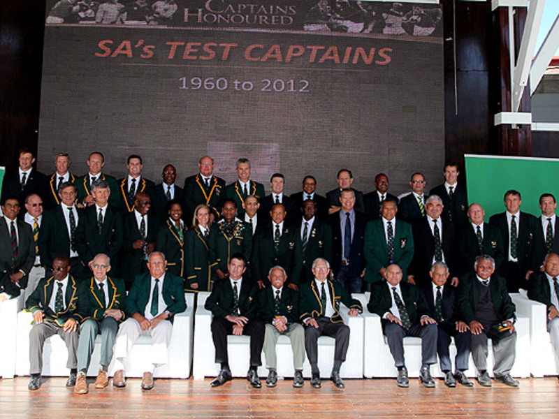Large bok test captains
