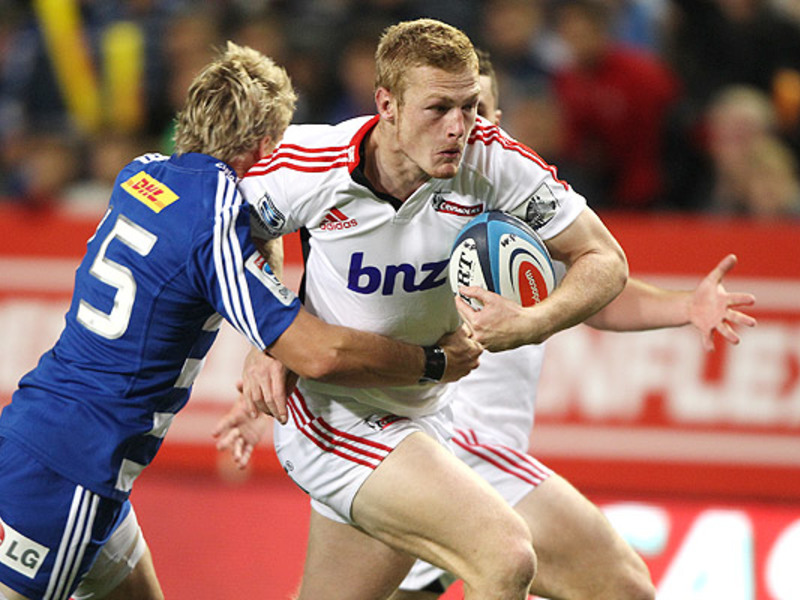 Large stormers v crusaders