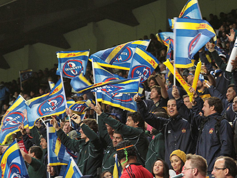 Large stormers flags