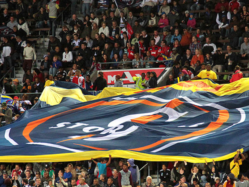 Large big stormers flag