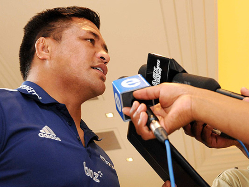 Large keven mealamu interview
