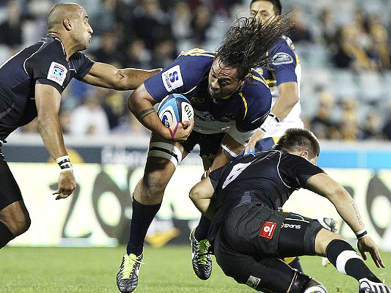 Large brumbies v kings