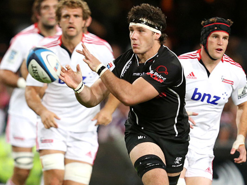 Large sharks v crusaders