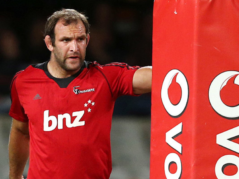 Large george whitelock crusaders