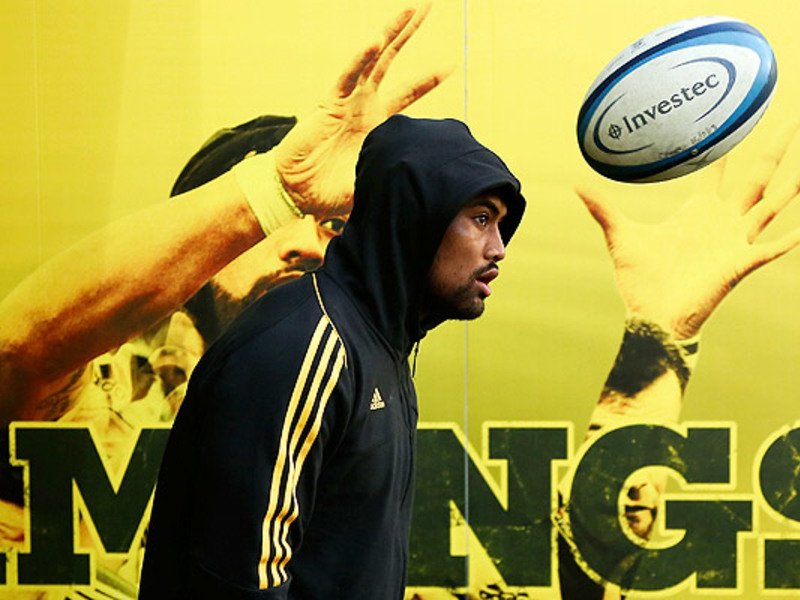 Large julian savea hurricanes