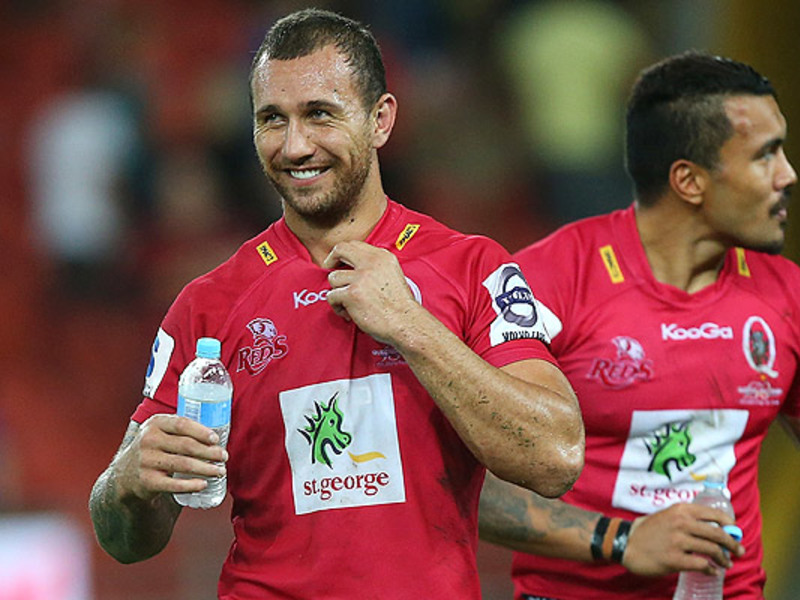 Large quade cooper smiles