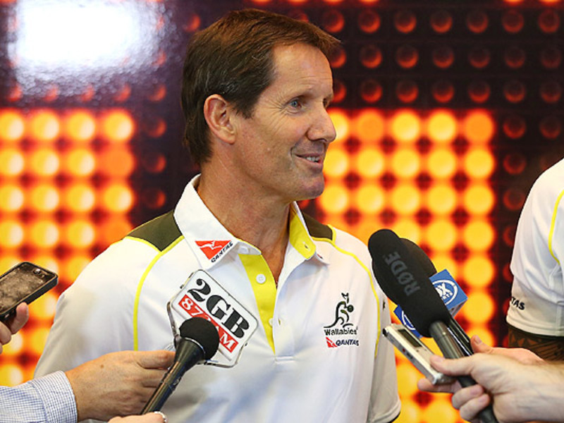 Large robbie deans interview