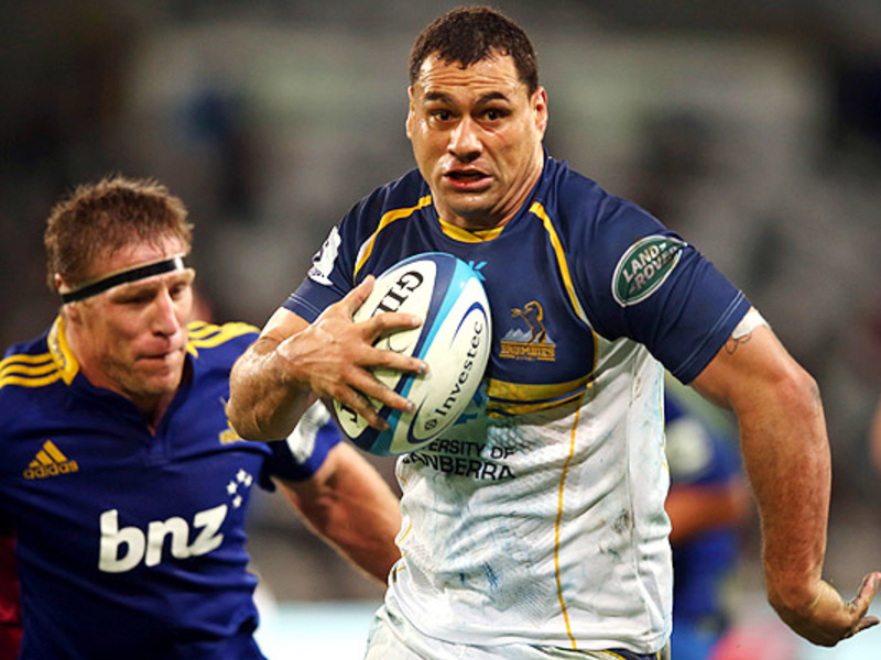 Large george smith brumbies v hig