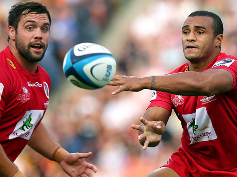 Large will genia reds pass