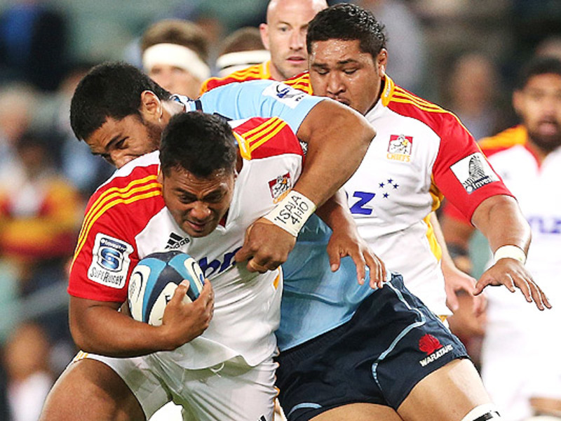 Large waratahs v chiefs