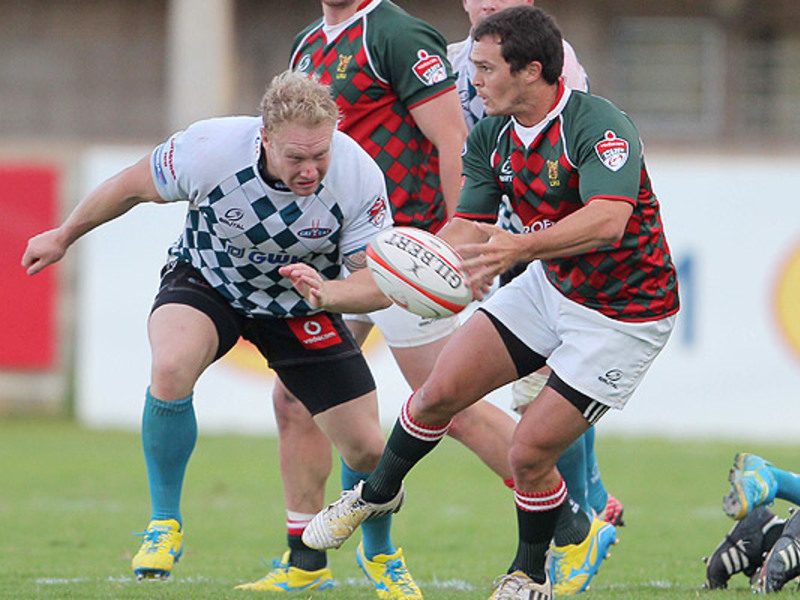 Large griquas v leopards