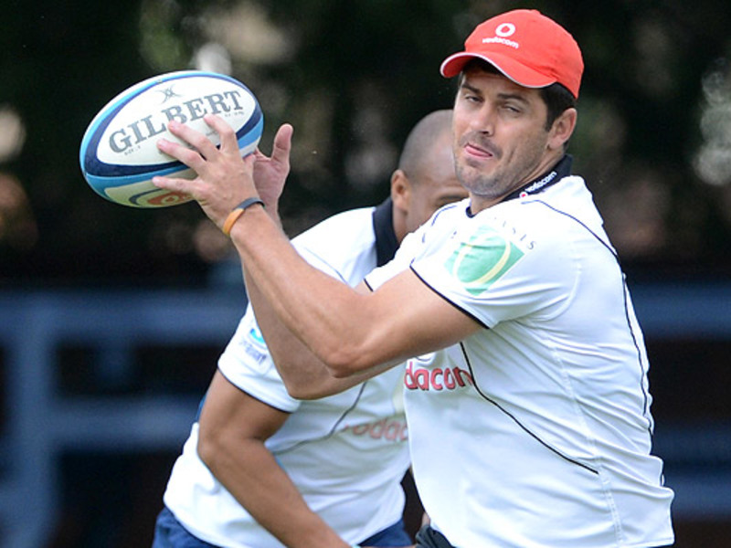 Large morne steyn bulls ball