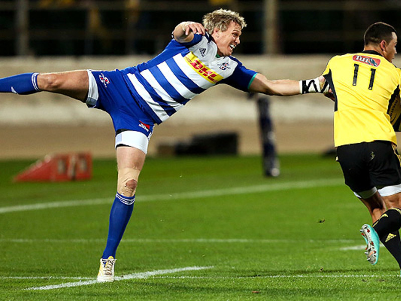 Large hurricanes v stormers