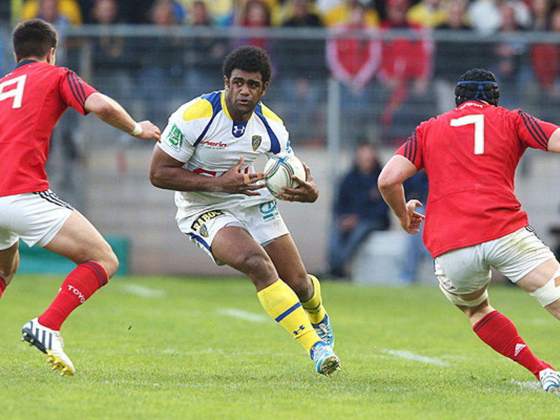Large clermont v munster