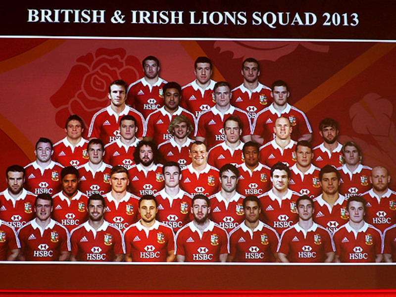 Large b i lions team pic