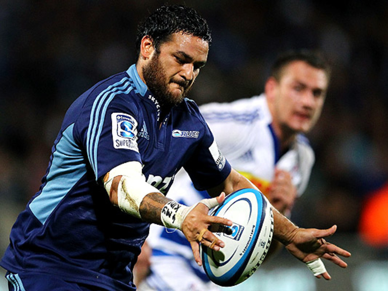 Large blues v stormers