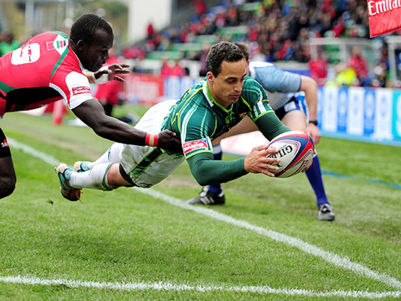 Large paul delport try sa 7s