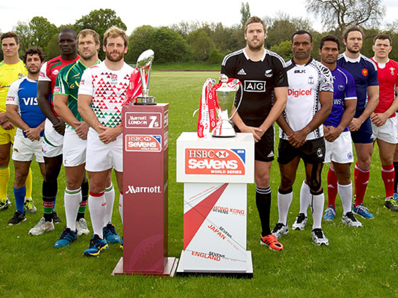 Large captains london 7s