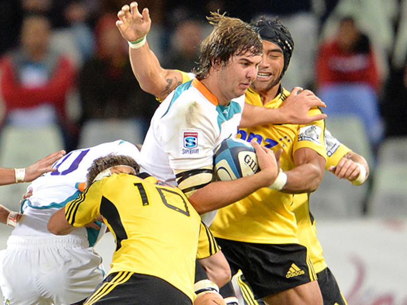 Large cheetahs v hurricanes