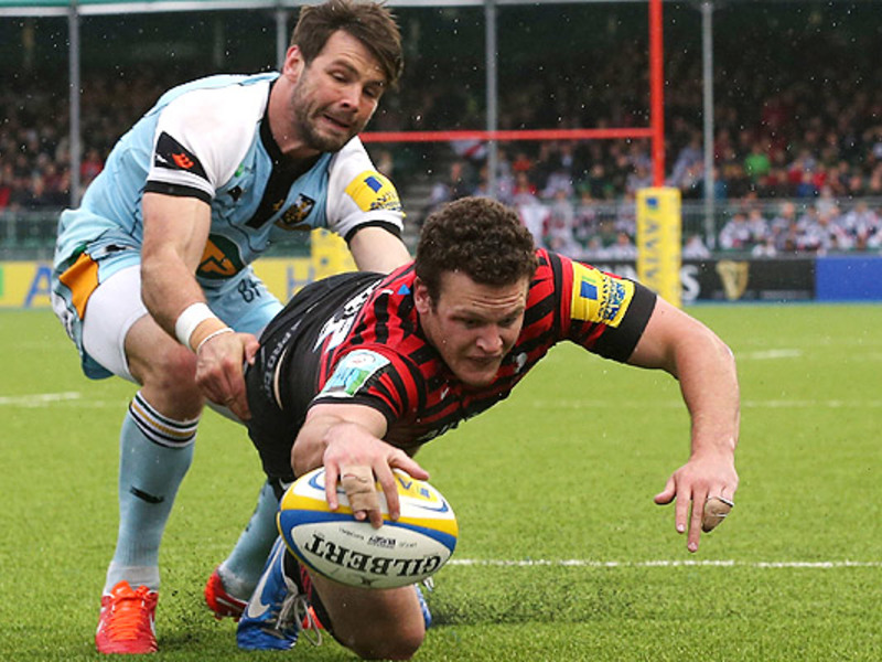 Large saracens v saints