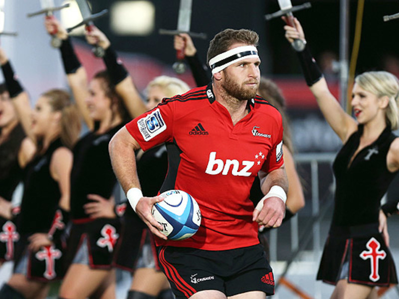 Large kieran read crusaders leads