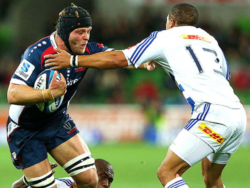 Large rebels v stormers