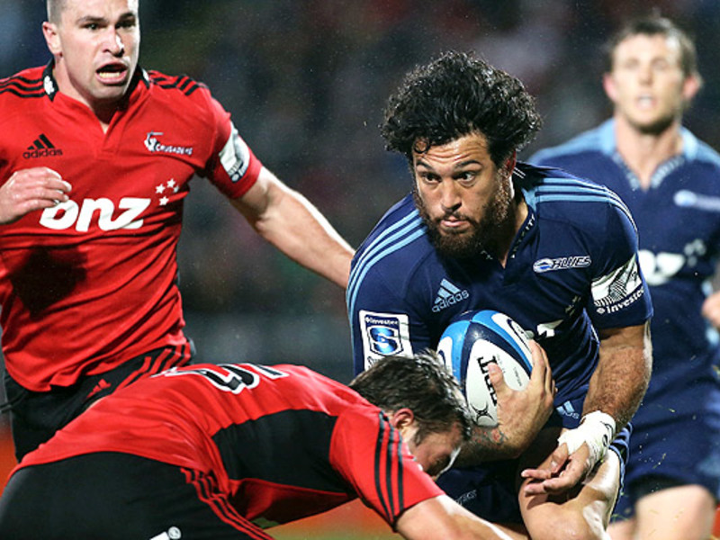 Large crusaders v blues