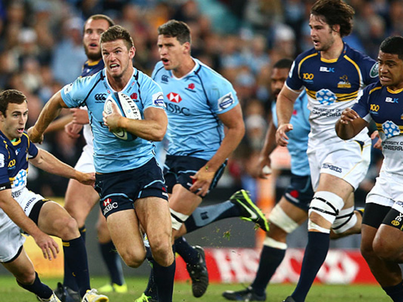 Large waratahs v brumbies