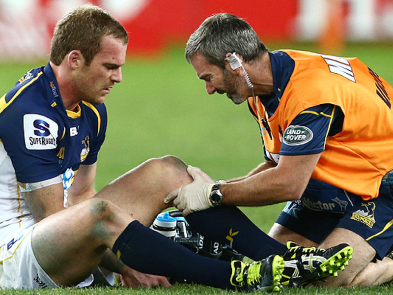 Large pat mccabe brumbies injured