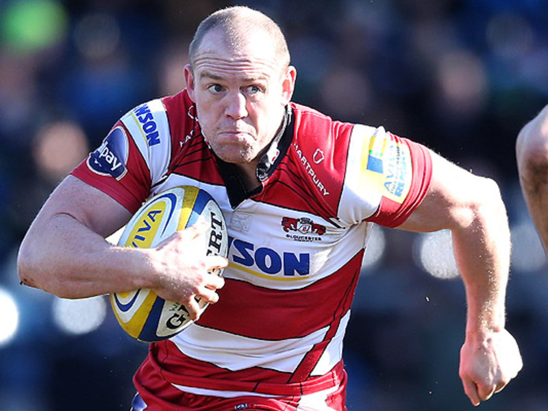 Large mike tindall