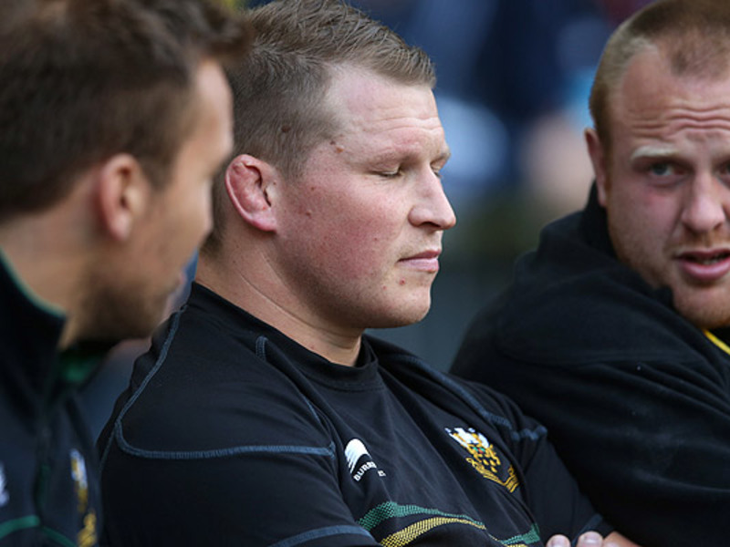 Large dylan hartley eyes closed