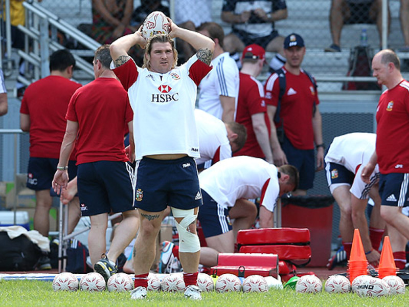 Large richard hibbard b i lions