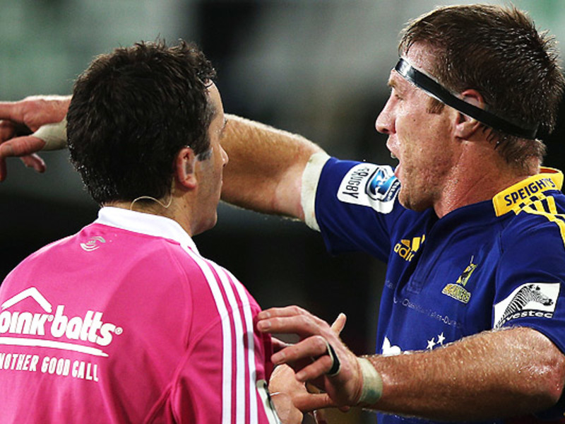 Large brad thorn and ref