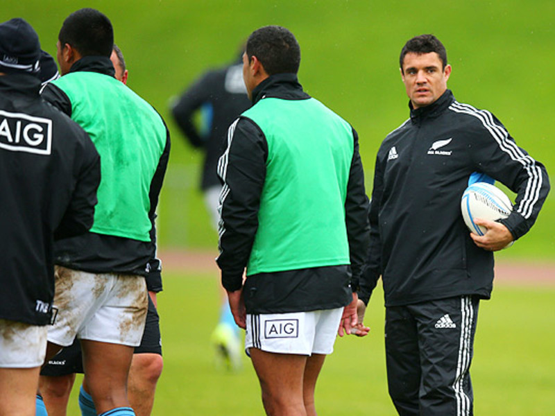Large danm carter all blacks look