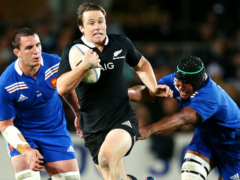 Large ben smith all blacks